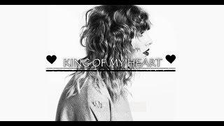 Taylor Swift//King Of My Heart//Traducida en Español//Cover