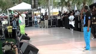 69 Boyz, Nee Nee & JT Money Perform at WiLD Splash 2013