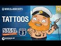 Naval Traditions: Tattoos   World of Warships