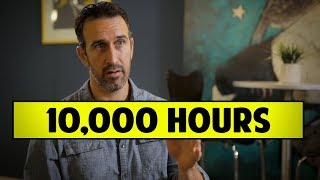 First Screenwriting Book Read and 10,000 Hours Of Movies - Adam William Ward