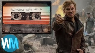 """Top 10 Songs From The """"Guardians Of The Galaxy"""" Awesome Mixes!"""