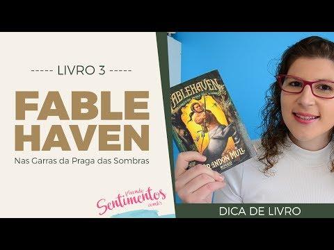 Fablehaven, Nas Garras da Praga das Sombras - Livro 3   Dica de Livro