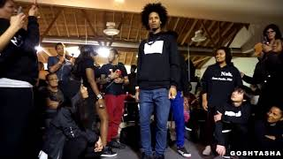 Larry (Les Twins) - Ace Hood - Top (CLEAR AUDIO) v2
