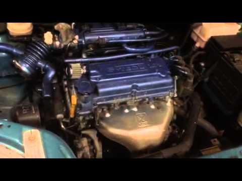 Opel omega der 1994 Aufwand des Benzins