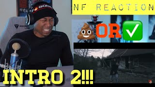 NF (Intro 2) [REACTION!!]
