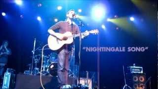 "Toad the Wet Sprocket ""Nightingale Song"" Lake Tahoe 12/1/12"