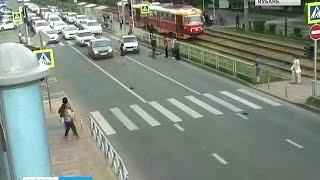 В Краснодаре иномарка насмерть сбила пешехода