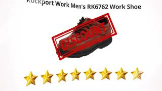 Rockport Work Mens RK6762 Work Shoe  | Review And Discount