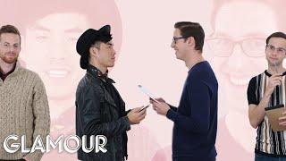The Try Guys Take A Friendship Test | Glamour