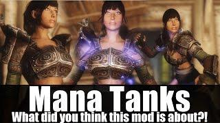 Skyrim Mods - Mana Tanks [4k/HD]