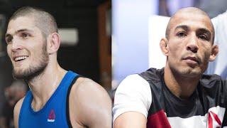 Следующие соперники Хабиба Нурмагомедова, Жозе Альдо хочет уйти из UFC