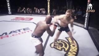 Технический нокаут от Конора МакГрегора! | Technical knockout by Conor McGregor!