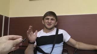 """Гаджи Набиев: """"Хочу взять реванш у Гаджимагомедова!"""""""