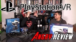 Playstation VR Angry Review