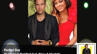 """DJ Antoine & Mad Mark feat. BCase & Shontelle - """"Perfect Day"""" - (Long Preview)"""