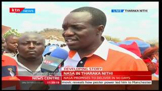 Tharaka Nithi residents claim that they are the biggest losers in Jubilee government