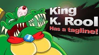 Super Smash Bros Ultimate - King K. Rool Reveal Trailer (Parody)