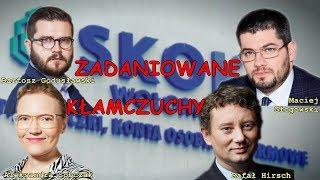 SKOK Wołomin 22.10.2019 Tuzy ekonomiczne – zadaniowani dziennikarze, czy zwykłe kłamczuchy?