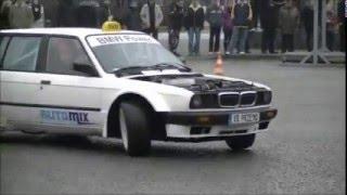 preview picture of video 'DRIFT WOSP Wodzisław Śląski 8-01-2012'