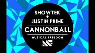 Showtek  Justin Prime - Cannonball (Original Mix) HQ