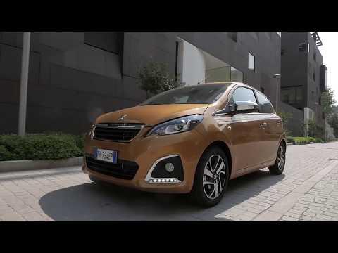 Peugeot  108 Хетчбек класса A - рекламное видео 3