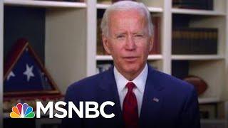 Joe Biden Marks Solemn Occasion Of 100,000 Lives Lost To Virus | Morning Joe | MSNBC