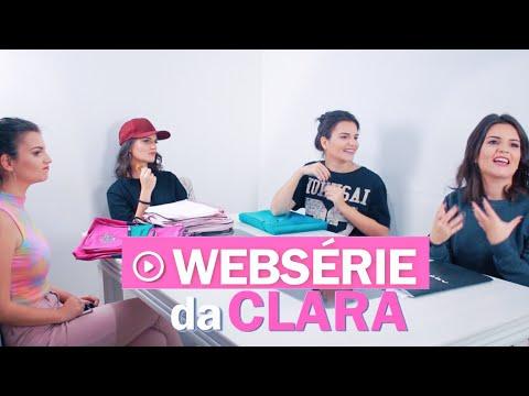 Websérie da Clara (Episódio 11) - A MELHOR IDEIA FOI MINHA!