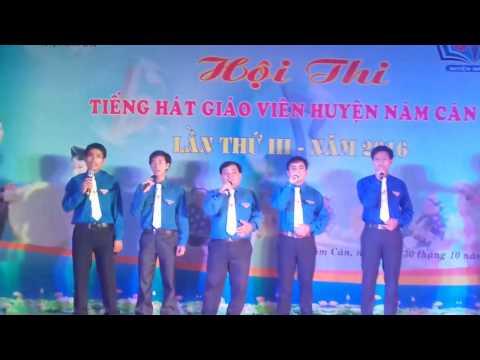 Tiếng hát giáo viên trường THCS Xã Tam Giang