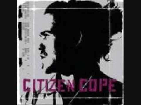 Citizen Cope - Holdin' On