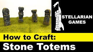007-Stone Totems