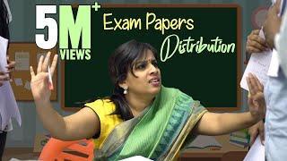 Exam Paper Distribution || Mahathalli || Tamada Media
