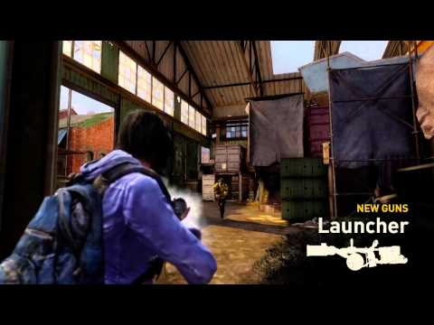 Trailer na The Last of Us - The Reclaimed Territories Map Pack