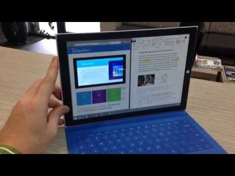 Microsoft Built A Surface Pro 3 Out Of Cardboard For Aussie Schools