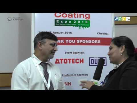 Coventya at Surface & Coating Expo 2016