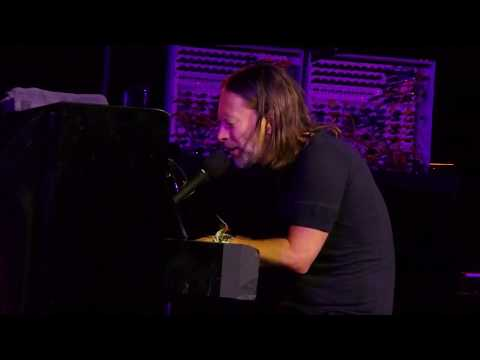 Cymbal Rush - Thom Yorke & Jonny Greenwood, 20-08-2017, Sferisterio Macerata, Italia