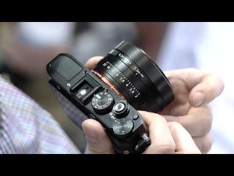 Фотоаппарат Sony DSC-RX1 видео 1