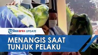Viral Video Bocah Disabilitas Nangis Histeris Dipertemukan 8 Pria Pemerkosanya, Terus Tunjuk Pelaku