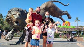 Spring Break at the San Diego Zoo!!!