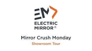 Electric Mirror Showroom