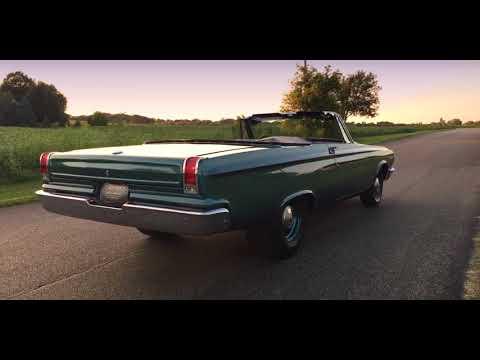 Video of '65 Coronet - NPSU