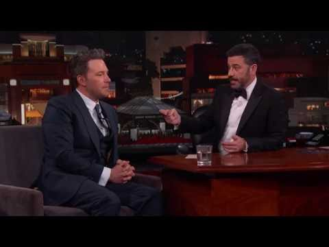 Batman vs. Superman vs. Kimmel