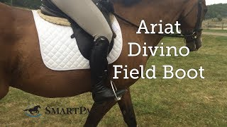 Ariat Divino Field Boot Review