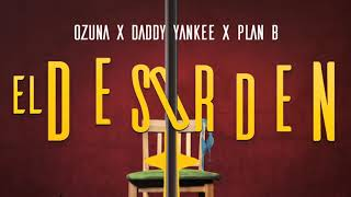 El Desorden - Ozuna Daddy Yankee Plan B |HD|✔✔ [BASS BOOST]