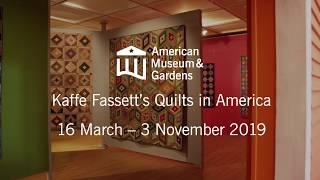 Kaffe Fassett's 'quilts In America