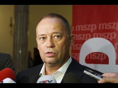 Az MSZP feljelenti Kocsis Mátét