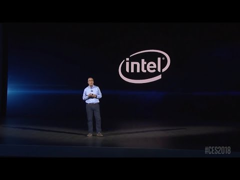 Top 5 Highlights from Intel's CES 2018 Keynote (видео)