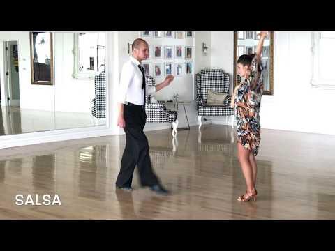 Salsa dance classes - NS DANCING
