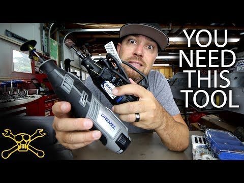 You Need This Tool – Episode 78 | Dremel Variable Speed Rotary Tool Kit