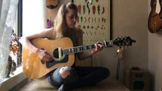 The Rolling Stones  Ruby Tuesday  Cover By <b>Megan Slankard</b>