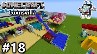 MINECRAFT Playmobil Luxusvilla Bauen GARAGE VON FAMILIE VOGEL - Minecraft eure hauser